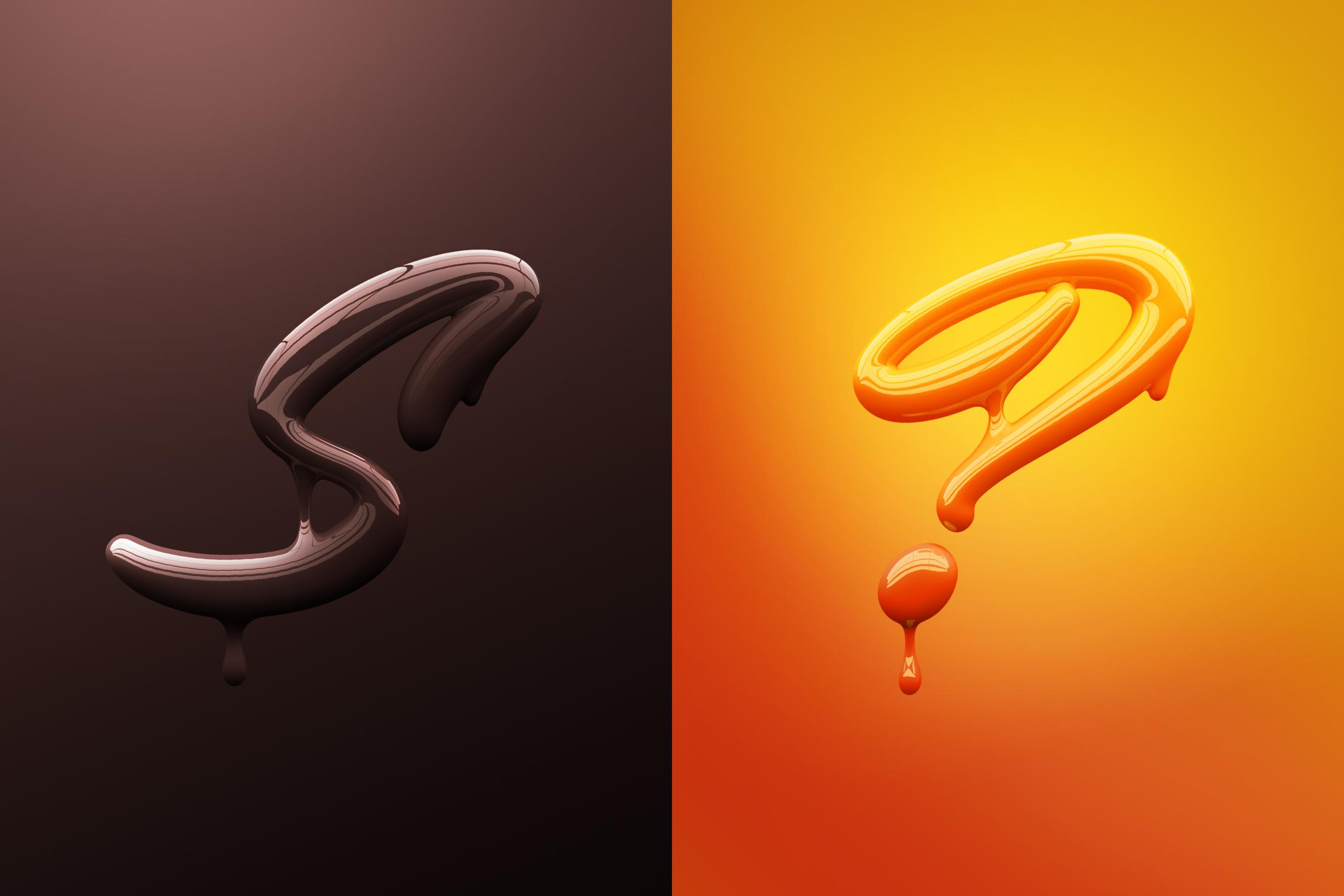 3d Paint Fonts