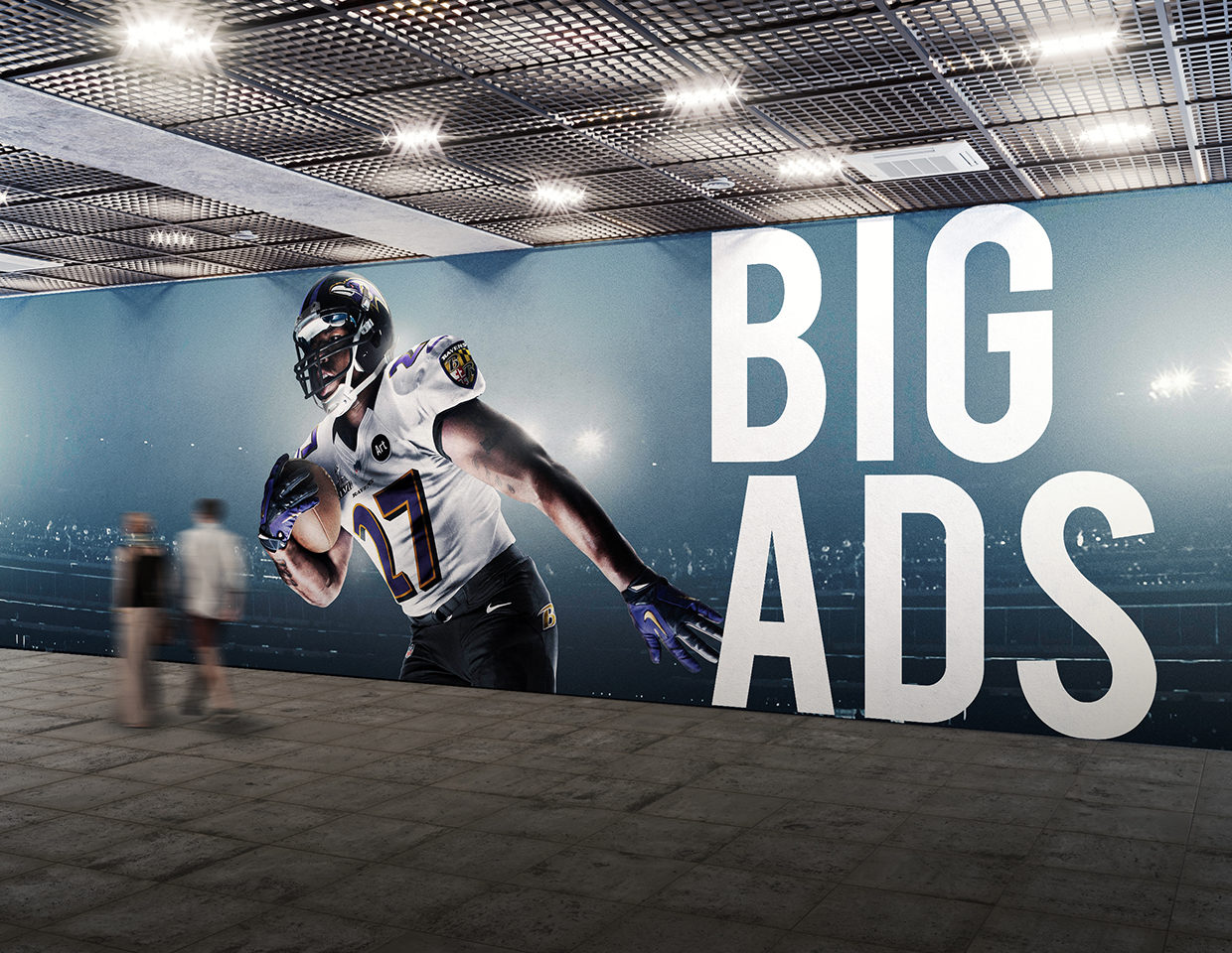 Big Ads Mock-up