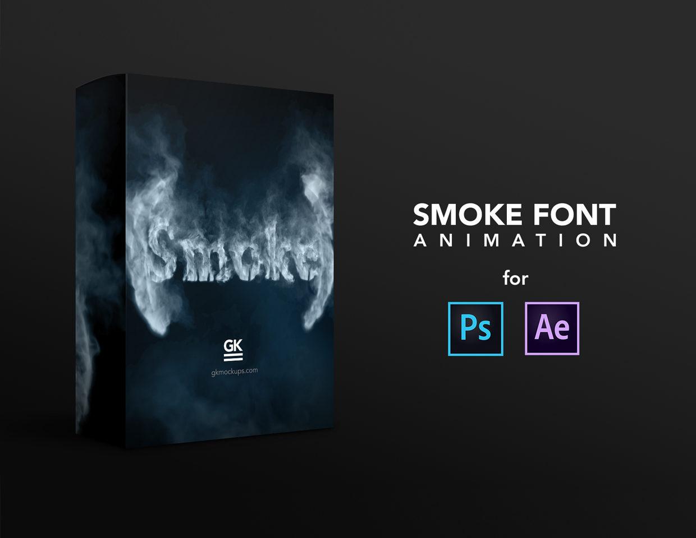 3d paint psd font for photoshop